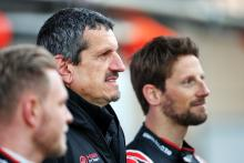 Guenther Steiner couldn't be as tough on drivers at big F1 team