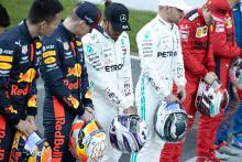 F1 won't cancel races if a driver tests positive for COVID-19