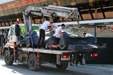 LIVE: F1 Pre-Season Testing - Hamilton stops on track