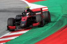 FIA F2 Austria - Feature Race Results