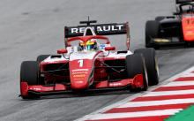 FIA F3 Austria - Race Results (1)