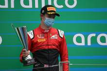 Ilott takes F2 championship lead after dominant Silverstone win