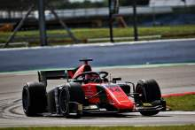Matsushita takes F2 feature race win from 18th on the grid in Spain