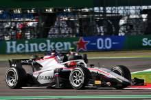 FIA F2 Silverstone - Feature Race Results