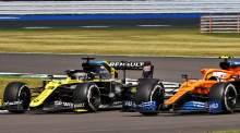 Ricciardo 'encouraged' by McLaren form ahead of 2021 F1 switch