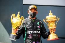 Silverstone renames pit straight in honour of F1 champion Hamilton