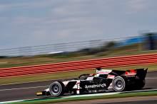 FIA F2 Silverstone 2 - Qualifying Results