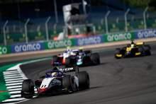 FIA F2 Silverstone 2 - Sprint Race Results