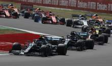 The winners and losers from F1's 70th Anniversary Grand Prix