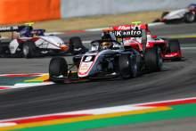 FIA F3 Barcelona - Race 1 Results
