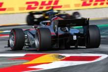 FIA F2 Barcelona - Feature Race Results