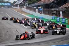 2020 F2 season will end in Bahrain as Abu Dhabi axed