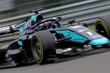 FIA F2 Belgium - Qualifying Results