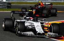 Gasly-Albon F1 seat swap 'wouldn't make sense' – Horner