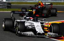 Gasly-Albon F1 seat swap 'wouldn't make sense' – Horner