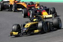 FIA F2 Tuscany - Qualifying Results