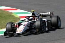 Lundgaard storms to maiden F2 pole at Mugello