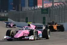 FIA Formula 2 2020 - Russia - Full Feature Race Results