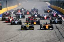 F2 and F3 to hold three races per weekend separately at fewer rounds in 2021