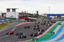 F1 Portuguese Grand Prix 2020 - Race Results from Portimao