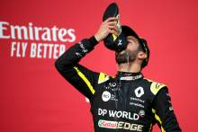 The top 10 F1 drivers of the 2020 season: 4 - DANIEL RICCIARDO
