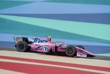 FIA Formula 2 2020 - Bahrain - Full Feature Race Results
