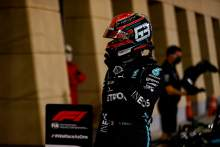 "Russell ""gutted"" to miss out on F1 pole in ""alien"" Mercedes car"
