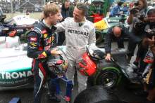 Vettel 'can't respect Hamilton enough' but Schumacher still F1's best