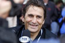 Ex-F1 driver Alex Zanardi stable after latest round of surgery