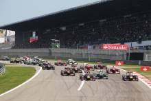 Nurburgring to admit 20,000 F1 fans for Eifel GP