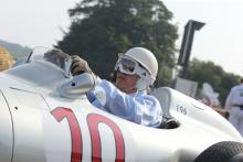 Sir Stirling Moss,