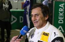 Alex Zanardi in induced coma, remains 'serious but stable'
