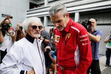 'If Ferrari wanted to leave F1, they should have' - Ecclestone