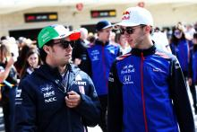 Perez, Gasly join grid for penultimate F1 Virtual GP