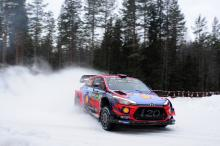 Thierry Neuville, Hyundai, WRC, Rally Sweden,