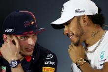 Hamilton, Verstappen only stars in F1 – Briatore