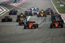 Bahrain F1 double-header to take place behind closed doors