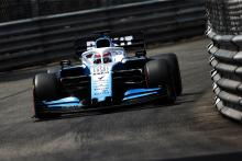 George Russell dominates F1's Monaco Virtual GP