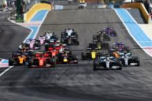 French GP 10th F1 race off amid coronavirus crisis