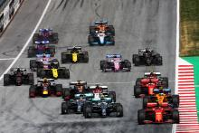 F1 looking at early July season start?