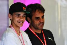 Son of F1 race winner Montoya joins Prema in F4