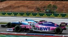 Williams: Not having a pink Mercedes is not our weakness