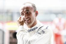 Official: Kubica to complete F1 racing comeback with Williams