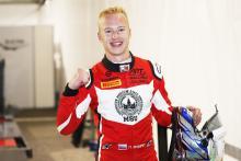 Russia GP3: Mazepin seals maiden single-seater pole