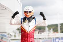 Pulcini scores maiden GP3 win, ART seals teams' title