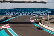 GP3 Abu Dhabi - Race 1 Results