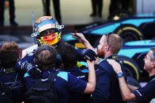 Albon heads DAMS 1-2 as Russell extends F2 title lead