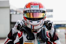 Hubert claims maiden GP3 pole at Silverstone