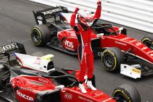 Fuoco beats Norris to victory in dramatic F2 Monaco sprint race