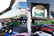 FIA Formula 2 - Great Britain Sprint Race Results